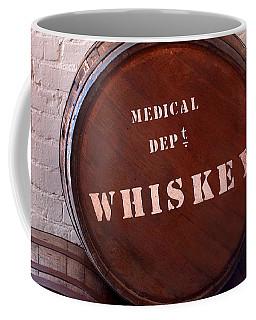 Medical Wiskey Barrel Coffee Mug
