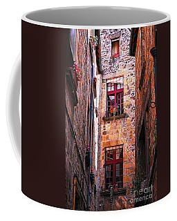 Medieval Architecture Coffee Mug
