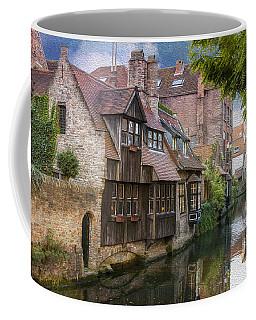 Medieval Bruges Coffee Mug