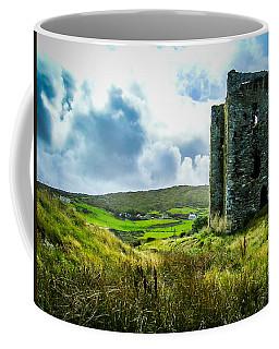 Medieval Dunmanus Castle On Ireland's Mizen Peninsula Coffee Mug