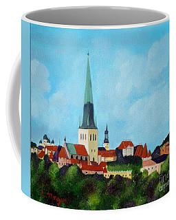 Medieval Tallinn Coffee Mug