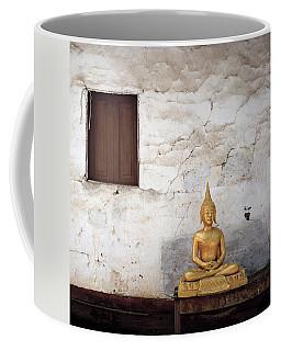 Meditation In Laos Coffee Mug