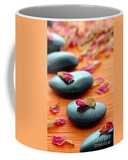 Meditation Zen Path Coffee Mug