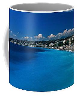 Mediterranean Sea French Riviera Nice Coffee Mug