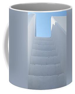 Mediterranean Staircase Coffee Mug
