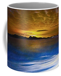 Mediterranean Sunrise Coffee Mug