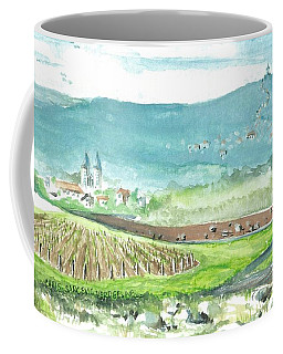 Medjugorje Fields Coffee Mug