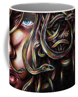 Medusa No. Two Coffee Mug