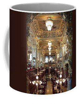 Meet Me For Coffee - New York Cafe - Budapest Coffee Mug