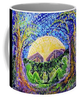 Meet Me Coffee Mug by Holly Carmichael