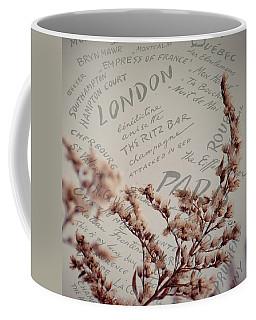 Meet Me In Paris Coffee Mug