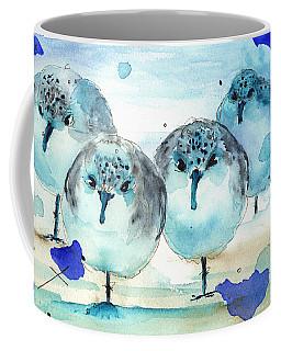 Meet The Sanderlings Coffee Mug