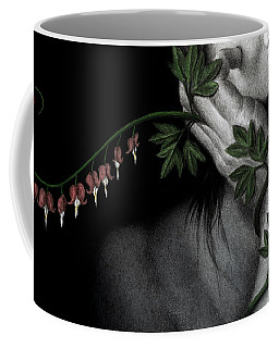 Melancholy Coffee Mug by Pat Erickson