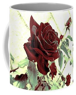 Melancholy Rose Coffee Mug