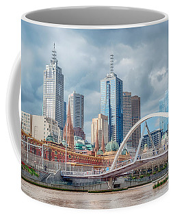 Melbourne Australia Coffee Mug