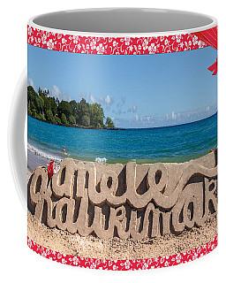 Mele Kalikimaka Ocean Coffee Mug