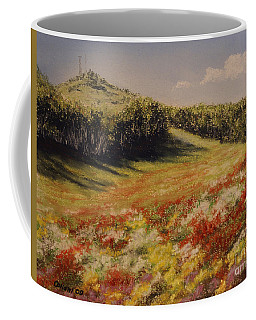 Melkow Trail  Coffee Mug by Stanza Widen