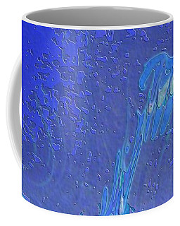 Coffee Mug featuring the painting Melody by Mike Breau