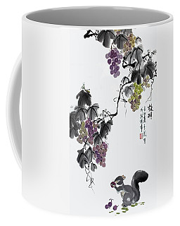 Melody Of Life II Coffee Mug