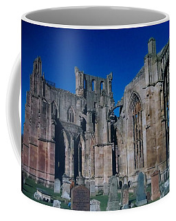 Melrose Abbey  Scotland Coffee Mug by Tim Townsend