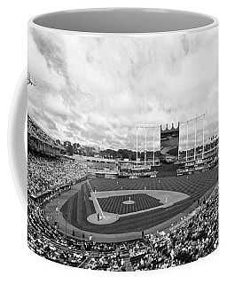 Memorial Day At The K Bw Coffee Mug