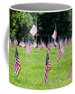 Coffee Mug featuring the photograph Memorial Day by Ed Weidman