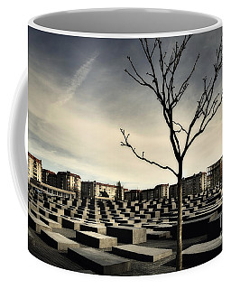 Memorial Landscape Coffee Mug