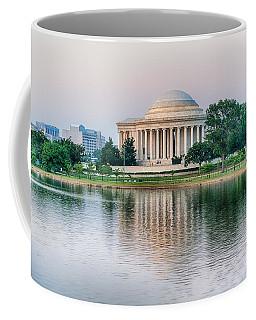 Memorial Sunset Coffee Mug