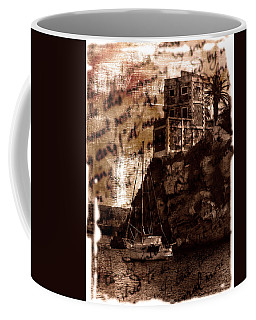 Memories By The Sea Coffee Mug by Pedro Cardona