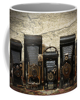 Coffee Mug featuring the photograph Memories by Keith Hawley
