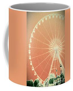 Memories Of Springtime In Paris Coffee Mug