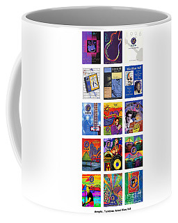 Posters Of Music Coffee Mug