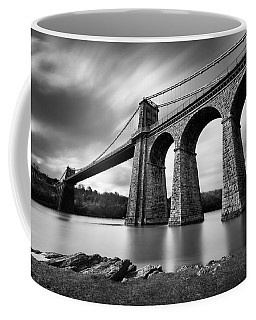 Menai Suspension Bridge Coffee Mug