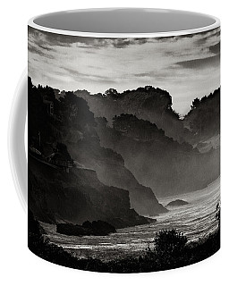 Mendocino Coastline Coffee Mug