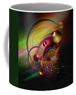 Mene Teckel Coffee Mug by Franziskus Pfleghart