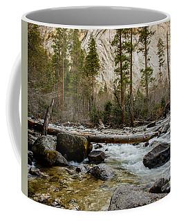 Merced River From Happy Isles 2 Coffee Mug
