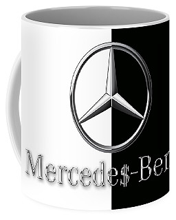 Mercedes-benz Logo Coffee Mug