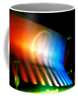 Louisiana Superdome Mercedes Benz  In New Orleans Louisiana Coffee Mug by Michael Hoard