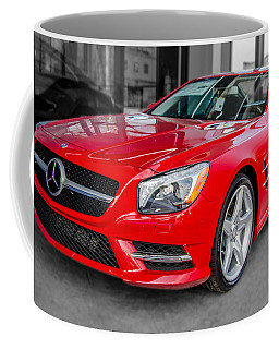 Mercedes Sl550   7d01718 Coffee Mug