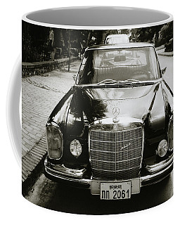 Mercedez Benz Coffee Mug