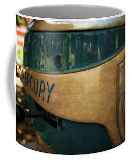 Mercury Mark 20 Outboard Motor Coffee Mug