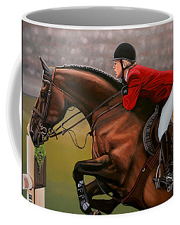 Horse Riders Coffee Mugs