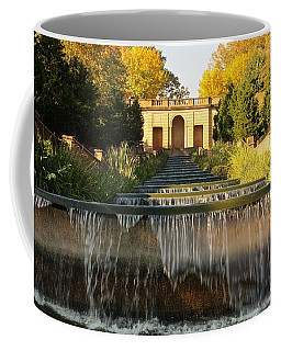Meridian Hill Park Waterfall Coffee Mug