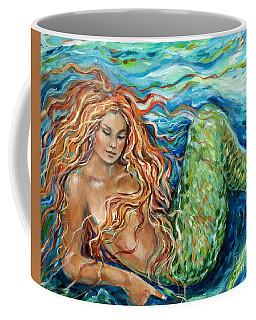 Mermaid Sleep New Coffee Mug