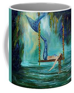 Mermaids Lazy Lagoon Coffee Mug