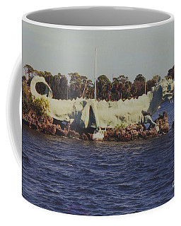 Merritt Island River Dragon Coffee Mug