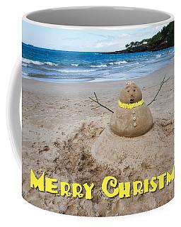 Merry Christmas Sandman Coffee Mug