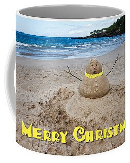 Merry Christmas Sandman Coffee Mug