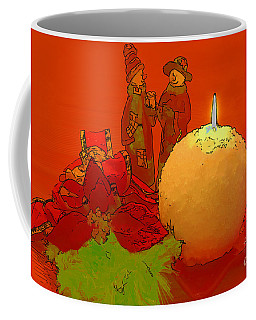 Coffee Mug featuring the photograph Merry Christmas by Teresa Zieba