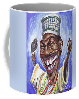 Merry New Year Coffee Mug by Mark Tavares